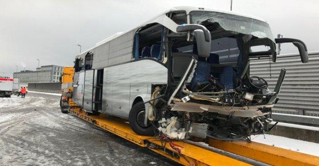 FlixBus-trip to Düsseldorf : A Dead and 44 injured in a bus crash in Switzerland