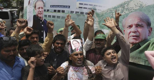 Former head of government sentenced to seven years in prison in Pakistan