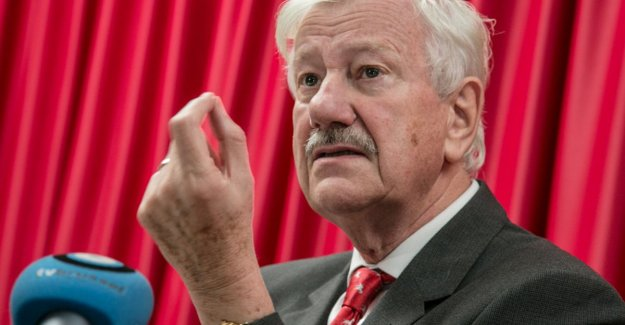 Former mayor of Molenbeek, Philippe Moureaux, died at the age of 79