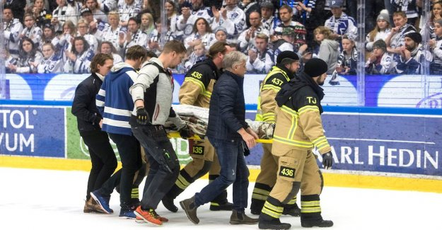 Forsberg will receive the best care he can get