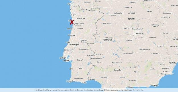 Four dead in crash in Portugal