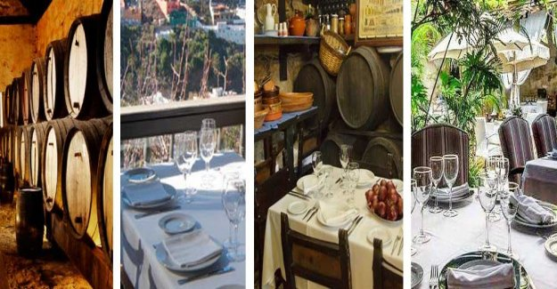 Four restaurants are at Gran Canaria – beyond the tourist areas