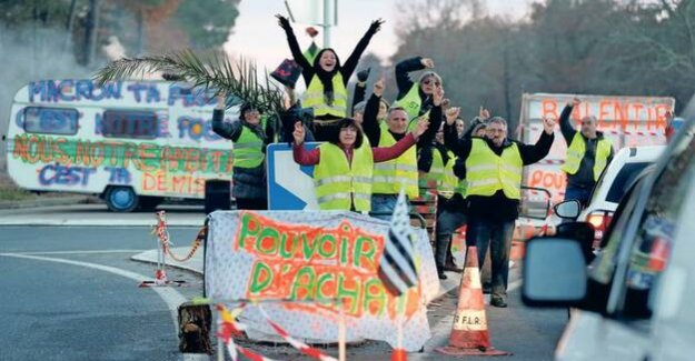 France : Why the roundabout is the meeting point for the yellow is West