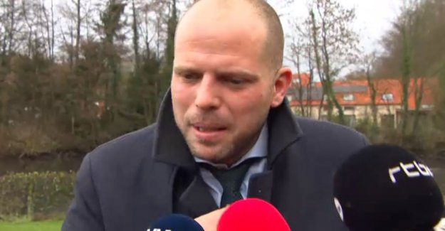 Francken, including a crop in the throat: be Proud of what I achieved and I