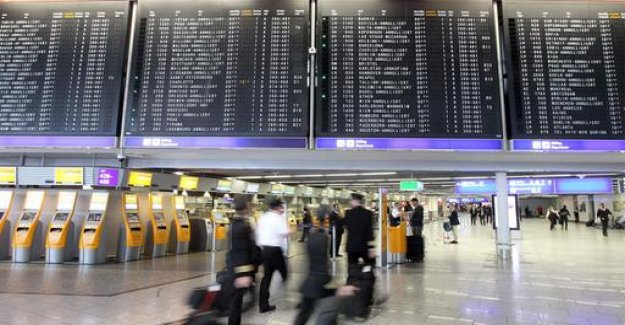 Frankfurt: thousands miss out on flights due to controls