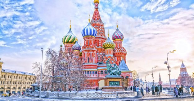 From march, three flights a week to Moscow