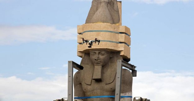 Giant museum on the way in Egypt: Costs more than 6.5 billion