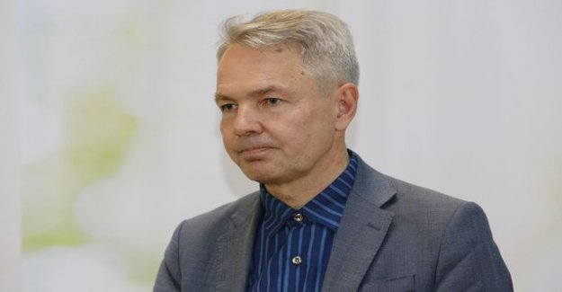 HS-gallup: Green chairman change changed the direction of the support turned to growth haavisto, under the leadership of