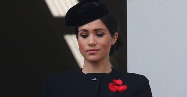 Half-sister Meghan Markle on the 'black list' of Scotland Yard