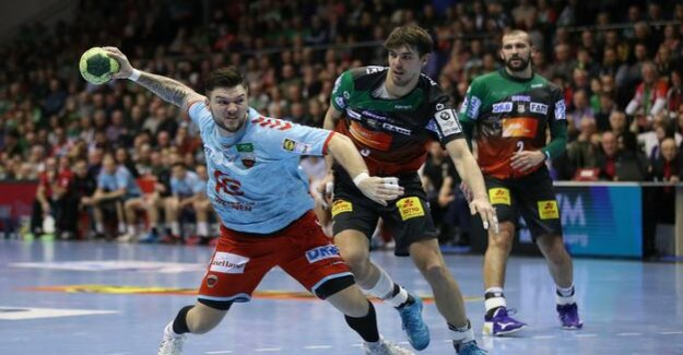 Handball : The foxes win against arch-rivals SC Magdeburg