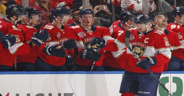 Hat-trick hit by Aleksander Barkov made following history - I can't believe this