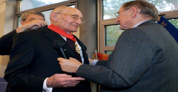He smuggled hundreds of Jewish children to Switzerland