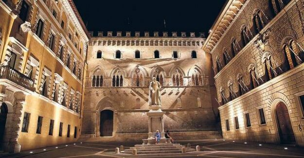 High interest rate premiums : In Italy, the large Bank threatens to die