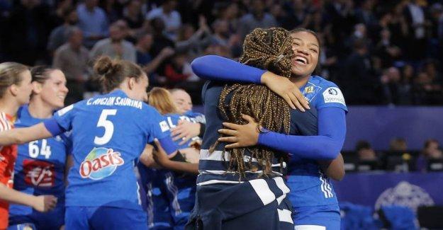 Historical finale - France wins gold