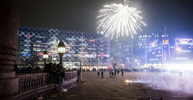 How will the weather on new year's eve