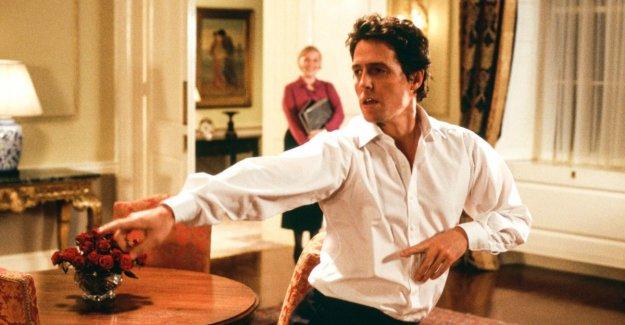 Hugh Grant about the famous dance scene: - Unbearable