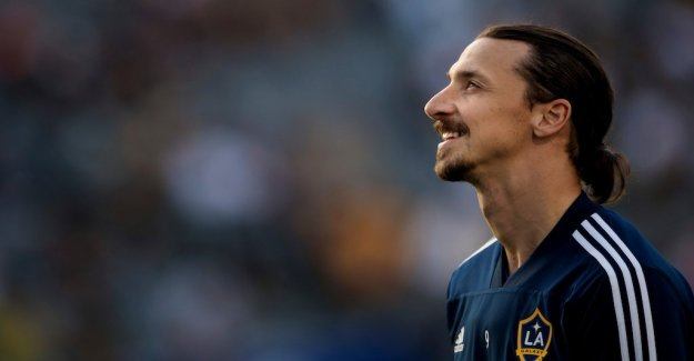 Ibrahimovic: Not done with MLS than