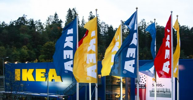 Ikea's employees are rewarded – may 14 800 sek