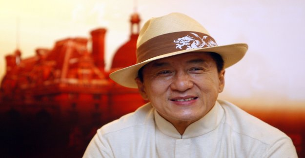 Iranian tv director fired for Jackie Chan-six