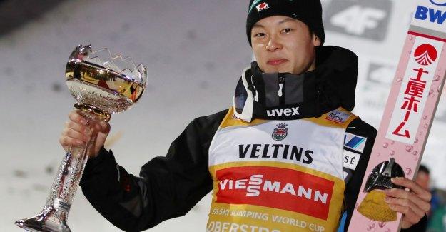 Japanese Kobayashi opens Vierschansentournooi with victory in Oberstdorf