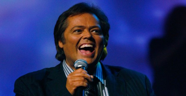 Jimmy Osmond got stroke after the conduct of the