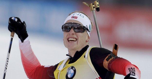 Johannes Thingnes Bø completed seierstrippelen
