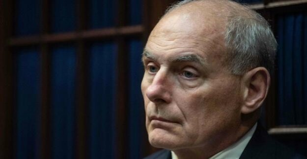 John Kelly on the Trumps plans : to be honest, it is not a wall