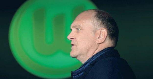Jörg Schmadtke VfL Wolfsburg : A little bit Rock 'n' Roll