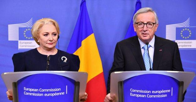 Juncker has, a few days before the start, doubts about Romanian EU presidency