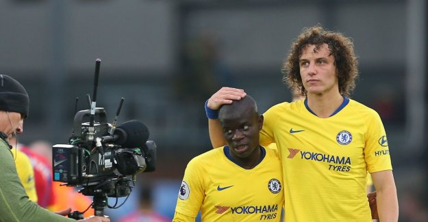 Kanté was the Chelsea hero. Increased luka to byrival Arsenal