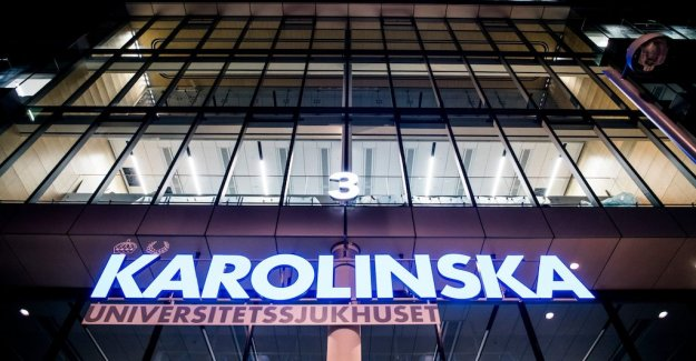 Karolinskas board would have answers about the patient data-management