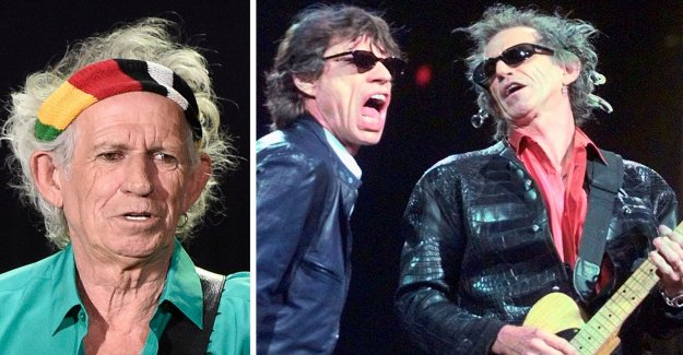 Keith Richards: Therefore, I have stopped boozing