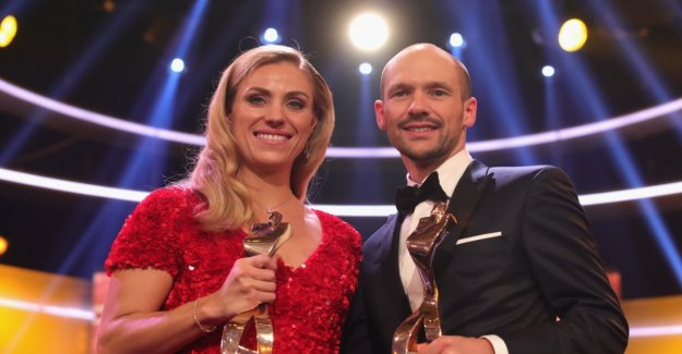 Kerber and Long are sportsman of the year