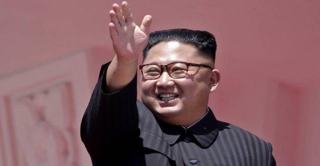 Kim Jong-un wants more fredssnakke with south Korea in 2019