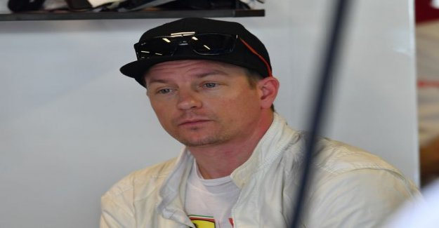 Kimi Raikkonen's new team mate from the little boyish unveiling Finnish - get to know a completely new kind of Iceman: I could never imagine!