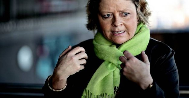 Known erhvervskvinde get written off the public debt of 197 dollars