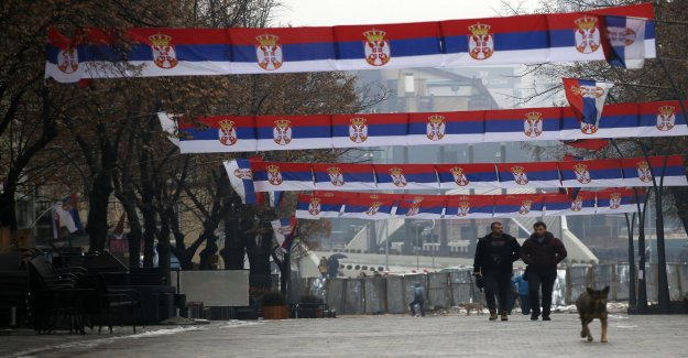 Kosovo form the group for talks with Serbia