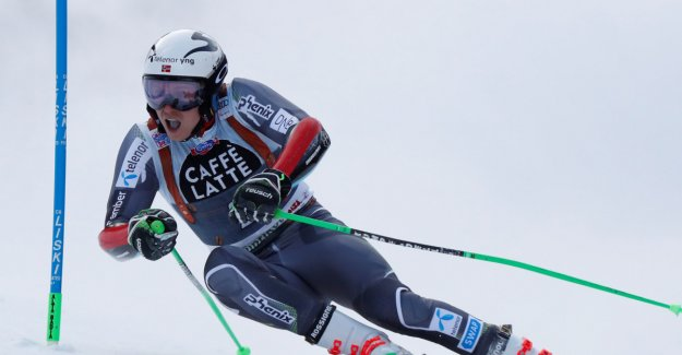 Kristoffersen failed - Hirscher completely superior