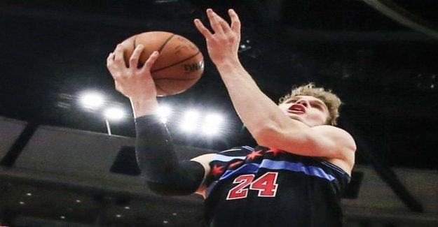 Lauri Markkanen again Chicago one bulls - the Bulls bend Raptorsin reading