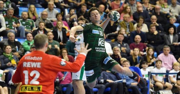 League of Handball : Füchse Berlin hold connection to the top group