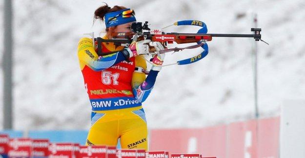 Linn Persson eleven – when of Samuelsson