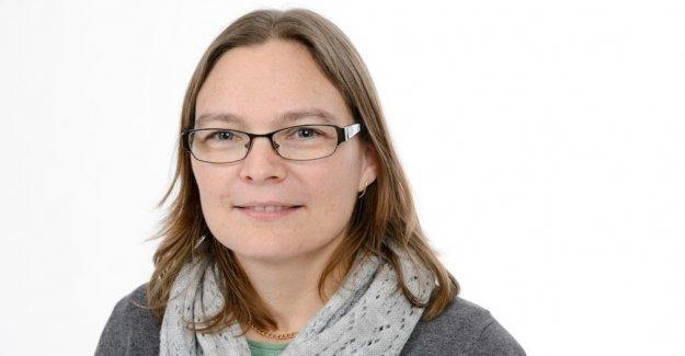 Lisa Magnusson: Charlotta Turner hold the torch high