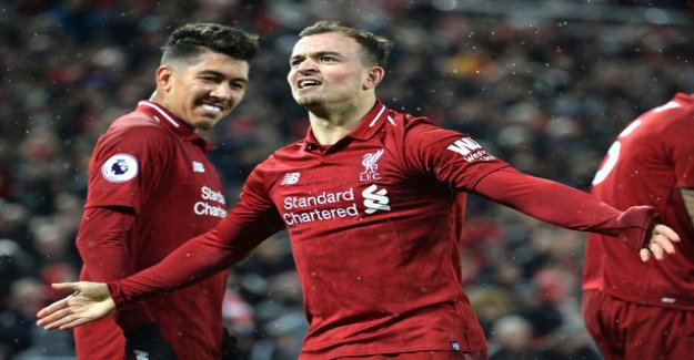 Liverpool exchange man solved two times when the classic struggle - Manchester United collapsed in ugly loss