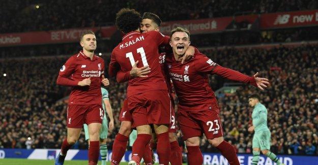 Liverpool's crusher – find serieledningen
