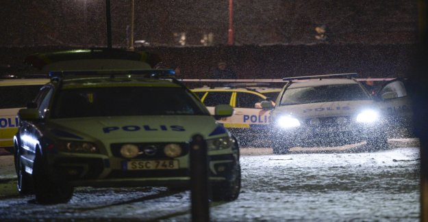 Löfven: the crisis in government inhibit law enforcement
