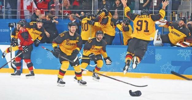 Looking back to silver at the Olympic games : ice hockey-success for eternity