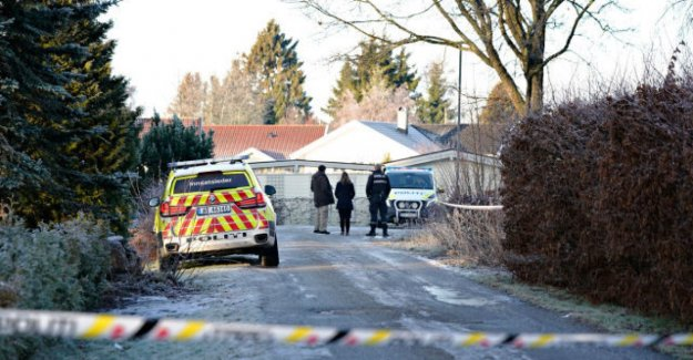 Man in 30s charged with the killing of his wife in Sarpsborg