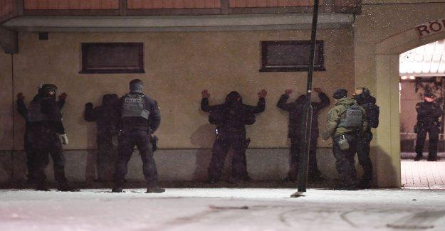Man shot dead in southern Stockholm