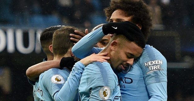 Manchester City winner again – Liverpool's main threat in the top