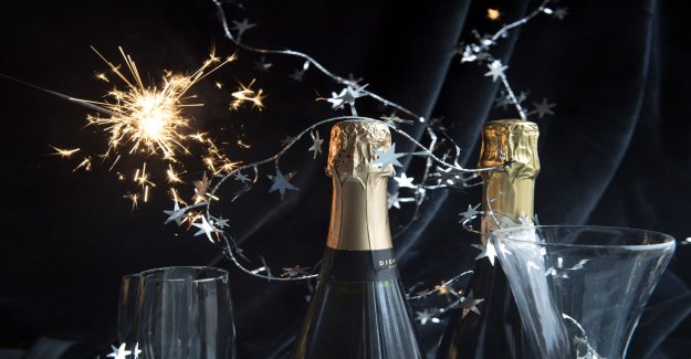 Many want to toast in 2019 in the alcohol-free